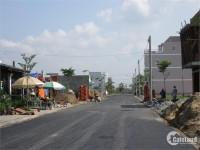Gia đình đi nước ngoài cần bán gấp nền đất thổ cư,KCN Tân Đức- Đức Hòa,giá 850TR