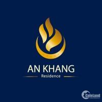 Đất nền khu đô thị mới của Đức Hòa, AN KHANG Residence, Giá 990tr/nền
