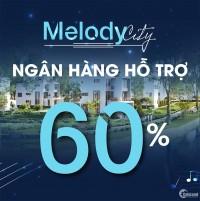 Đất biển Đà Nẵng gía rẻ - Sở hữu ngay giai đoạn 1- Melody City - Chỉ 2,8 tỷ