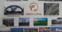 Dự án đất nền khu dân cư Long Việt An (Ngân Long).giá chỉ 650tr/nền