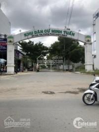 BÁN NỀN ĐẤT KDC HOÀNG ANH MINH TUẤN ,ĐƯỜNG Đỗ XUân Hợp, Phước long b, quận 9