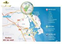 Đất nền Mặt Biển Giá Rẻ -  CK lên đến 6% Nơi được mệnh danh đô Thị