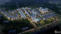 Bán ô đất Biệt Thự hai mặt tiền trung tâm TP Vĩnh Yên