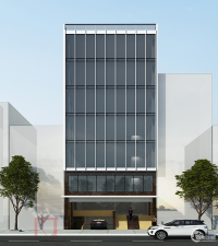 Cho thuê tòa nhà Văn phòng mới xây  đường A4, khu K300, phường 12, Quận Tân BÌnh
