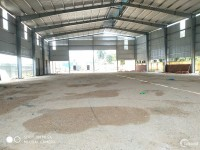 Cho thuê 3.300m2 kho, nhà xưởng tại Cụm công nghiệp số 2 và 3 cảng Đa Phúc TN
