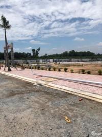 Bán đất ở liền kề KDL Đại Nam,giá 500tr/120m2, Tân Định-Bến Cát-Bình Dương