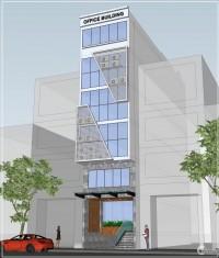 Tòa nhà văn phòng cho thuê mới xây đường A4, khu K300,phường 12, Quận Tân Bình.