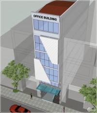 Tòa nhà văn phòng 4.0 cho thuê tại số 83 đường A4, khu K30 phường 12, q Tân Bình
