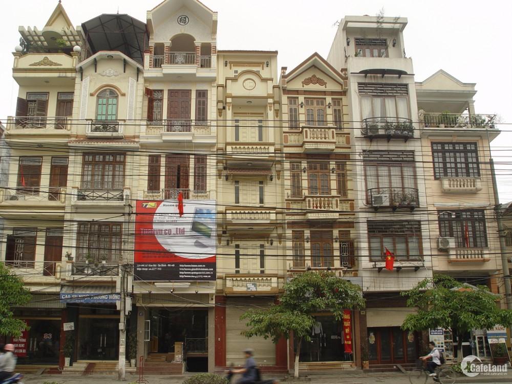 Cho thuê nhà mặt phố Tây Sơn-Đống Đa 45m2 phù hợp văn phòng mô hình sạch