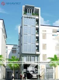 Tòa nhà văn phòng HẠng C mới xây đường A4, khu K300, quận Tân Bình.