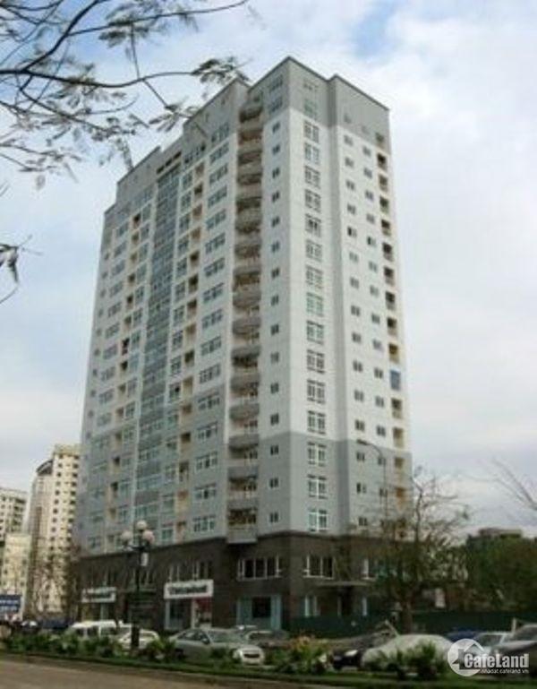 Cho thuê căn hộ 2PN làm văn phòng, Cienco1 Hoàng Đạo Thúy, Thanh Xuân.