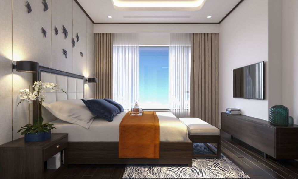 Bán căn hộ trung tâm Hạ Long,  mặt biển, sổ đỏ chính chủ. đủ nội thất, có CK