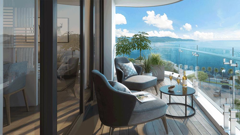 Nhượng căn hộ Doji mặt biển Hạ Long, đủ nội thất, có ra lộc