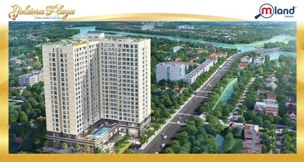 Goldora Plaza căn hộ giá rẻ liền kề Phú Mỹ Hưng. LH: 0943991641
