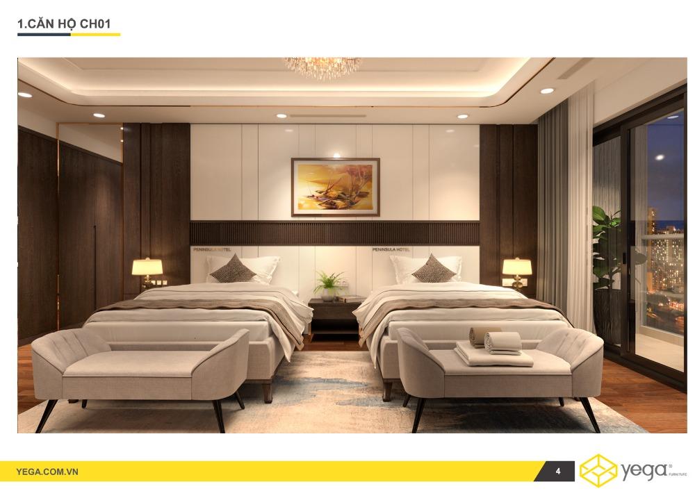 Căn hộ khách sạn chuẩn 5 sao, Nha Trang, ngay Vinpearl, ưu đãi Giá CDT