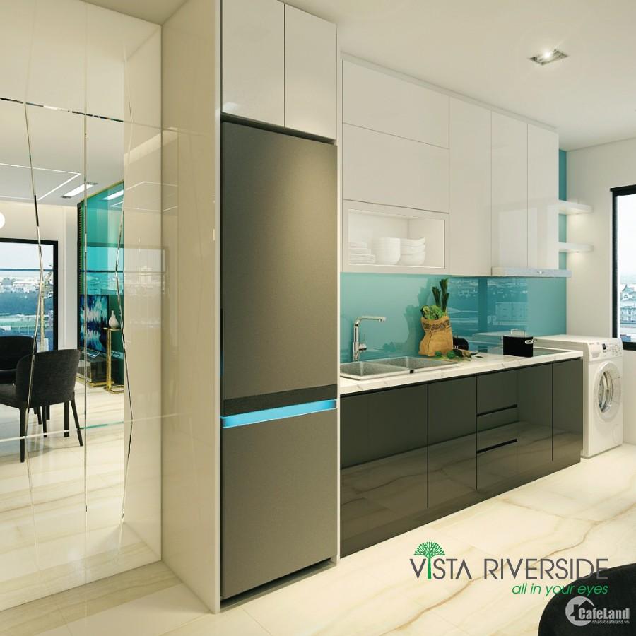 Bán Trả Góp Căn Hộ Vista View Sông SG Chỉ Với 800tr/căn, trả trước 30% Sỡ Hữu.
