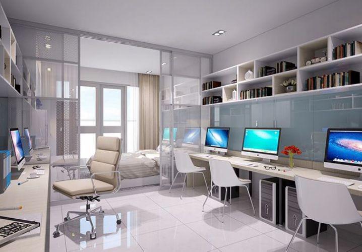 Sở hữu Ngay căn hộ Dịch vụ Officetel giá chỉ 2tỷ, thiết kế đẳng cấp tại Quận 6