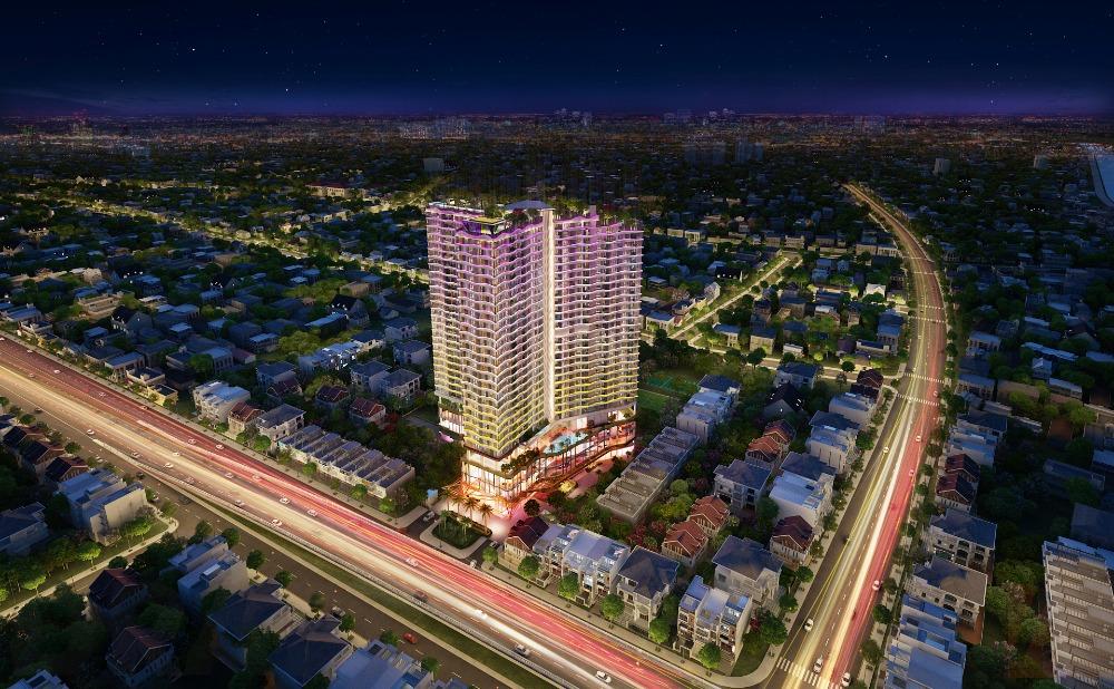 Chưa đến 2 tỷ đã sở hữu căn hộ cao 30 tầng, biểu tượng thời trang Quận 6