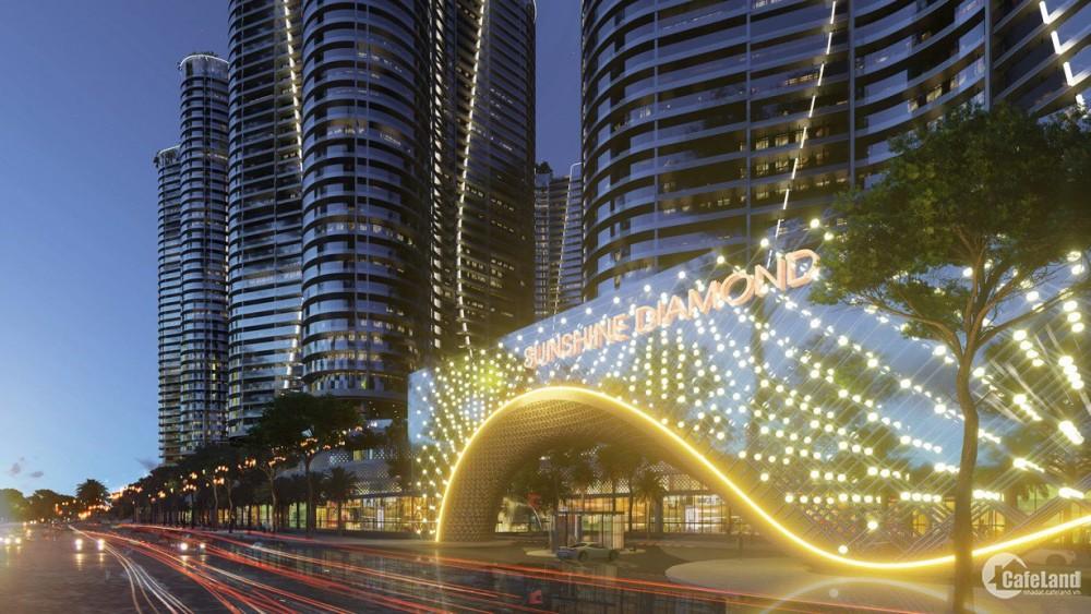 Sunshine Diamond River - Sở hữu căn hộ Resort & 4.0 chỉ với 700Tr