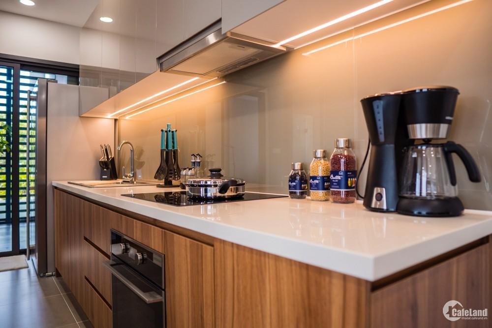 Căn hộ cao cấp bàn giao Full nội thất, nội khu KS 5 sao Grand Hyatt 68 tầng