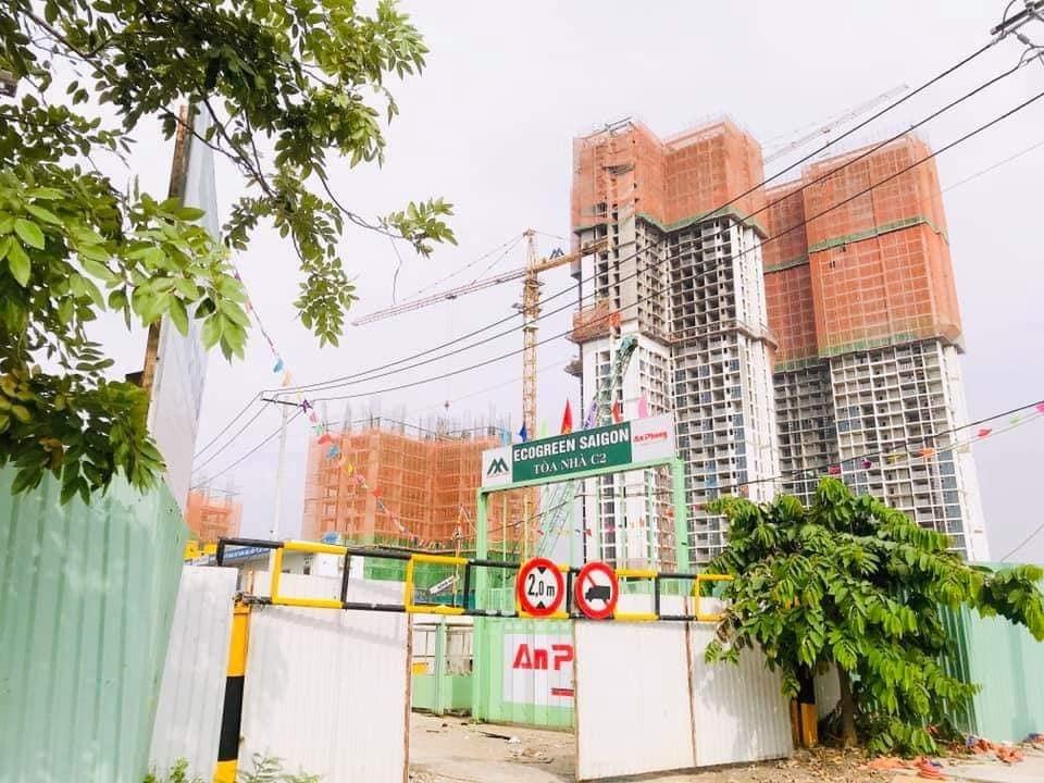 Lh 0938677909 để được tư vấn chình xác Eco Green Saigon quận 7