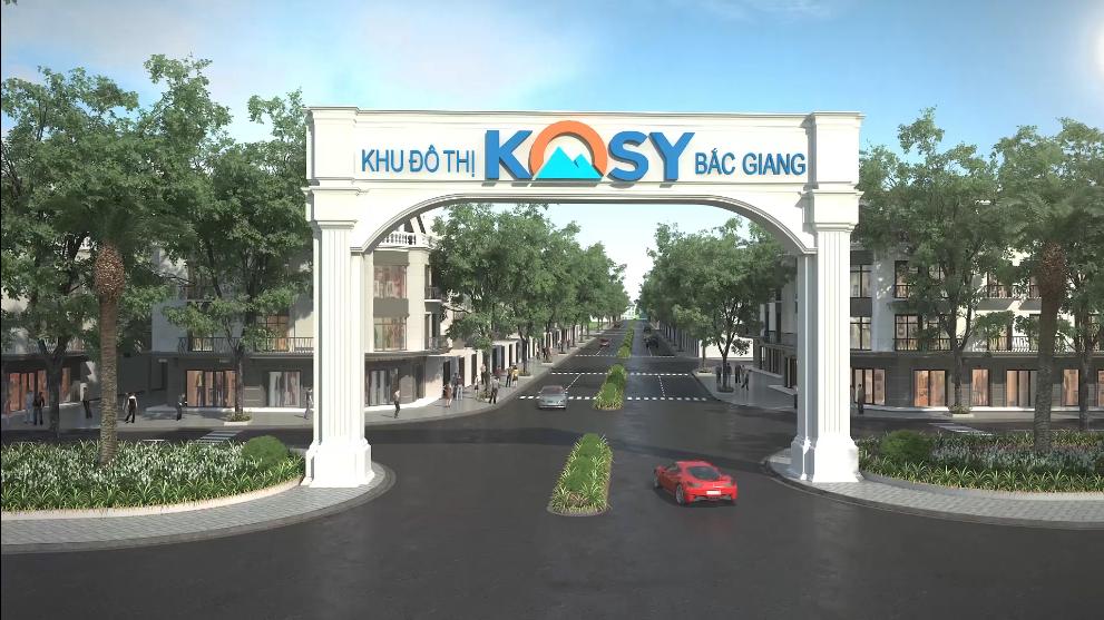 Kosy Bắc Giang – Dự án vàng hút các nhà đầu tư - Chiết Khấu Khủng