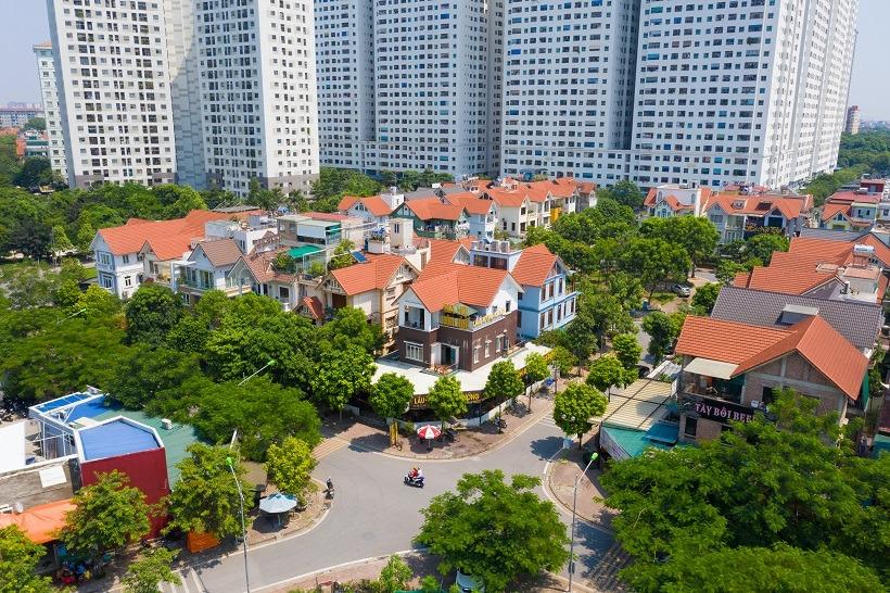 Bán biệt thự lô góc tại KĐT mới Tây Nam Hồ Linh Đàm, Hoàng Liệt,Hoàng Mai, HN