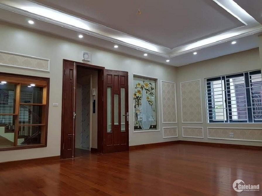 Bán nhà phố Nguyễn Văn Huyên, Cầu Giấy, 80m2, 15 tỷ