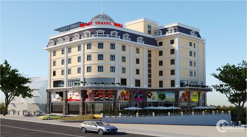 Bán căn hộ khách sạn 3 SAO Đà Lạt Travel Mall ngay trung tâm TP Đà Lạt
