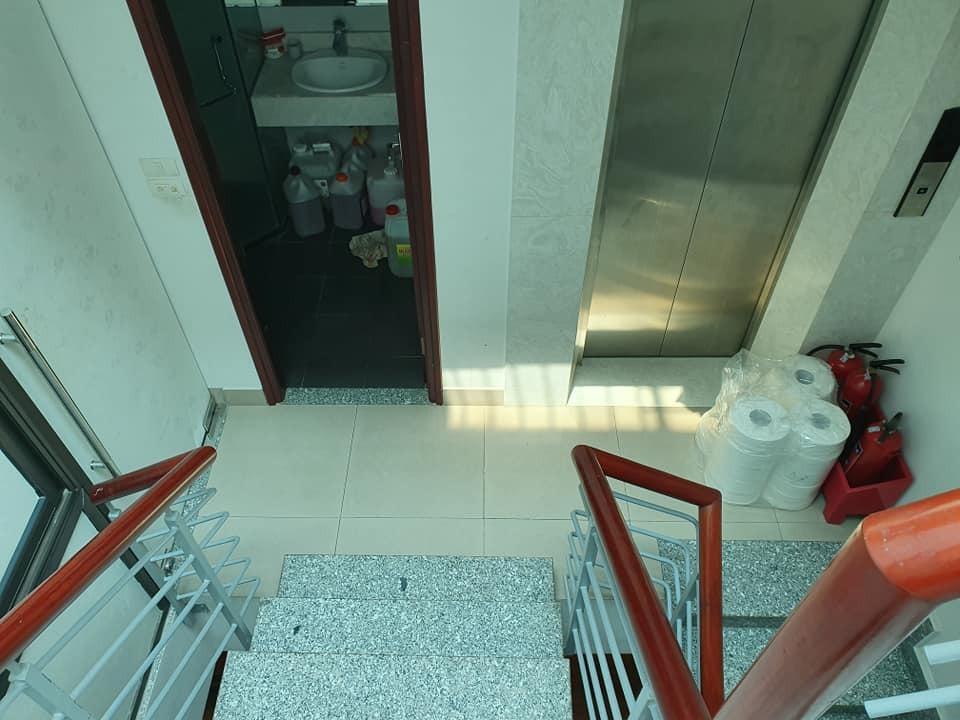 Nhà phân lô Trần Quang Diệu 50m, 7 tầng thang máy, giá 14,8 tỷ.