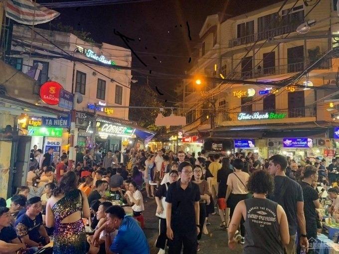Bán nhà mặt phố đi bộ Lương Ngọc Quyến 39m2 * 5t, măt tiền 4m . Giá 29 Tỷ