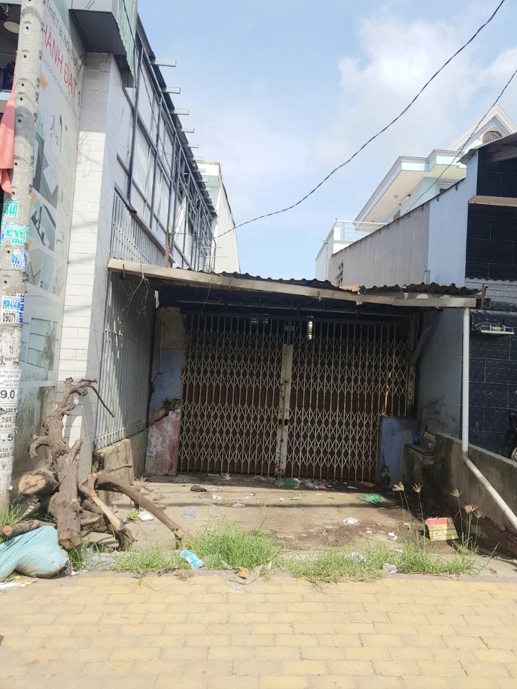 Bán nhà chính chủ Quốc Lộ 50, ngay chân cầu ông Thìn, Bình Chánh. DT 5x18m, 1.2