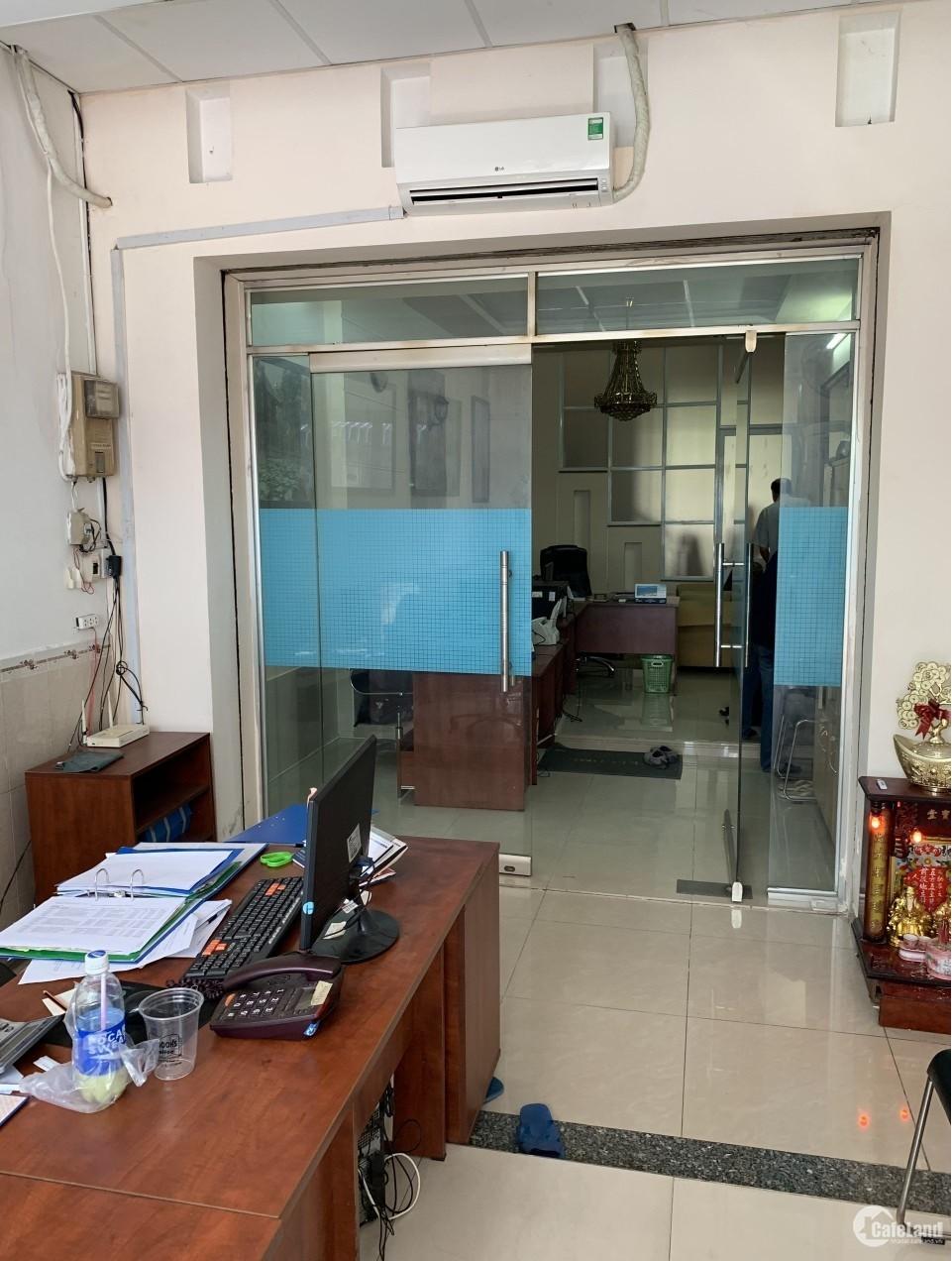 Bán nhà mặt tiền kinh doanh đường số 17 P. Tân Quy, Quận 7.