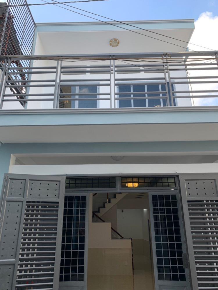 Nhà  1/ Hẻm 276 đường Thống Nhất, p16, Gò Vấp