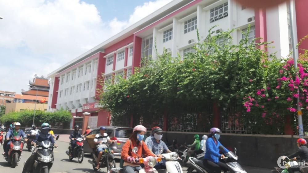 Bán nhà hẻm 8m Hoàng Văn Thụ, P8, Phú Nhuận, DT:6x11m, 5 tầng, 13.4 tỷ