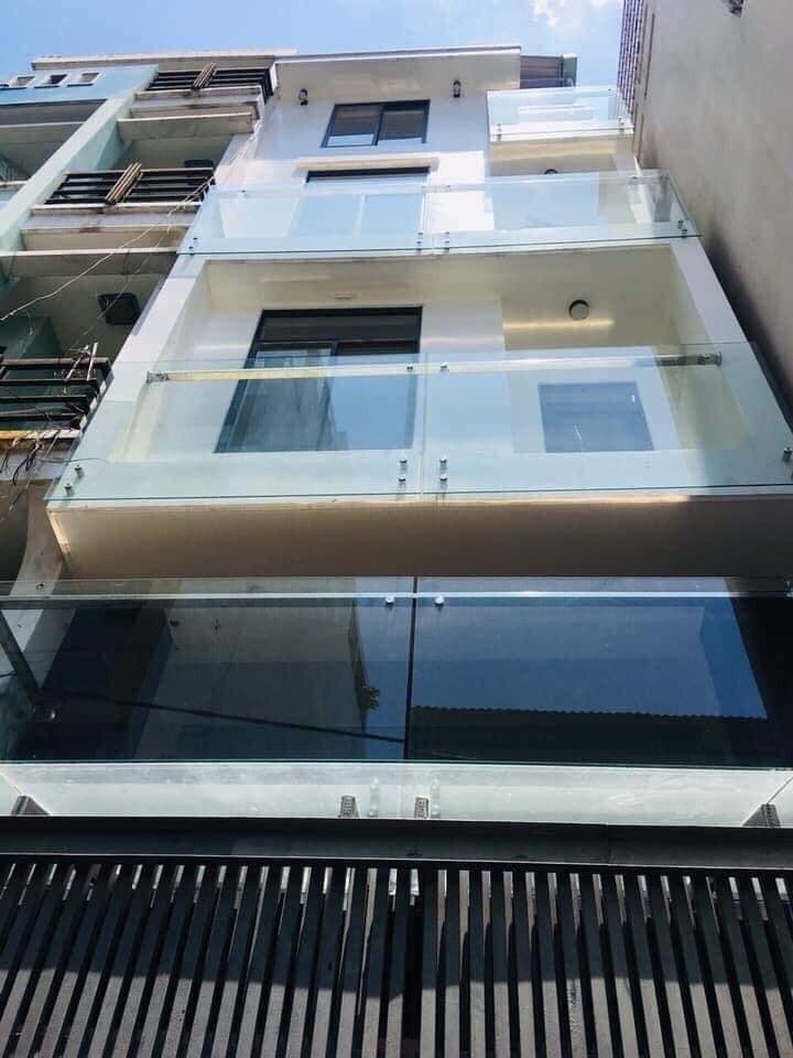 Bán nhà 2 lầu mới hẻm 3m Lạc Long Quân,p.11, TB (dt 4x14m, giá 7.9 tỷ)