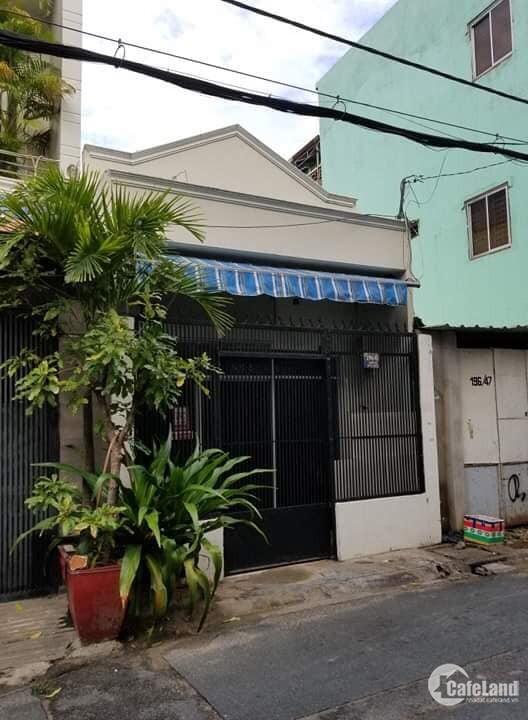 Bán nhà cấp 4 hxh 196 Vườn Lài, Tân Phú