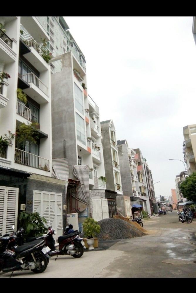 Bán Nhà  Hẻm 7m thông 57 Tô Hiệu P Hiệp Tân Q Tân Phú 2 lầu giá 6,6 tỷ