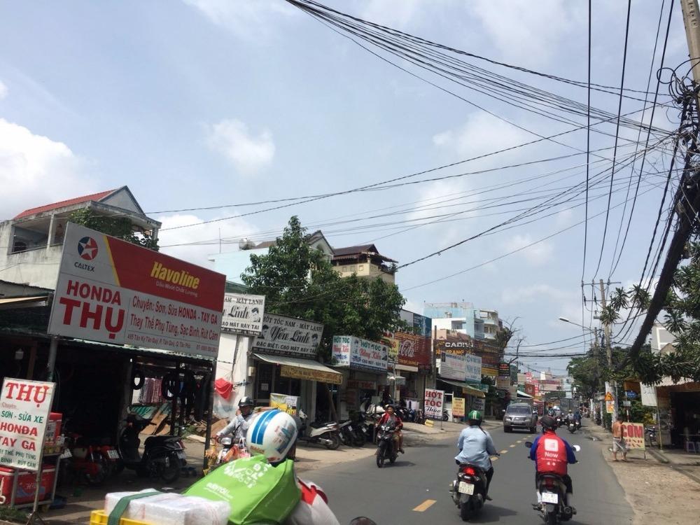 Mặt tiền kinh doanh sầm uất đường Tân Kỳ Tân Quý, 4.5m x 24m, nhà cấp 4. 11.3 tỷ