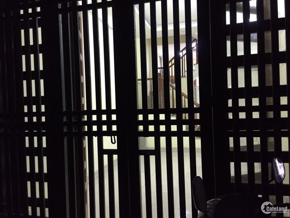 Bán hoặc cho thuê nhà 4 tầng tại P. Nhân Chính, Q. Thanh Xuân, Hà Nội