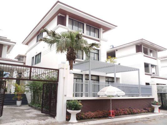 Biệt thự song lập nằm gần QL 1A , lọt trong khuôn viên KDL Giang Điền