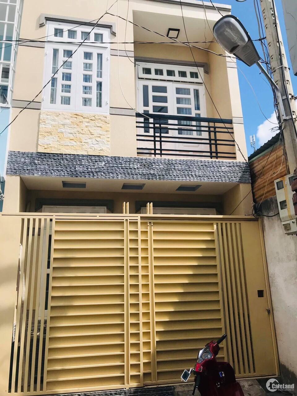 Bán nhà hẻm ô tô, đường Lê Hồng Phong