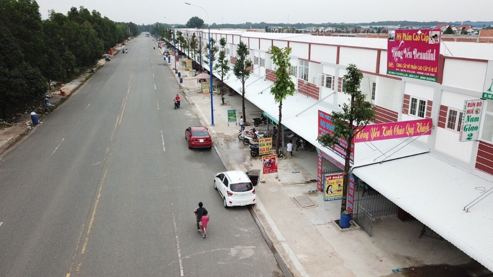 Chính Chủ Cần Căn nhà Mặt Tiền tại Bàu Bàng Binh Dương
