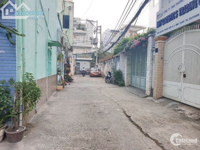 Bán nhà hẻm xe hơi 2.85 tỷ Nguyễn Thượng Hiền, P6, Bình Thạnh