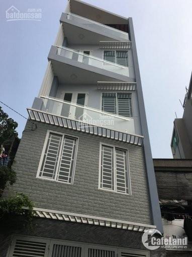 Bán gấp nhà HXH, Nguyễn Văn Đậu,Bình Thạnh,5 tầng, DT 5x14, giá 6ty450.