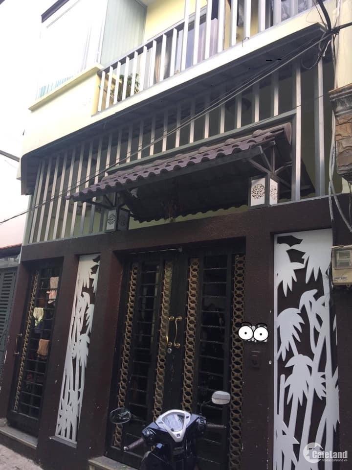 Bề ngang 6m-Diện tích lớn-Nhà đẹp lung linh-Tặng nội thất :Bán nhà Chu Văn An