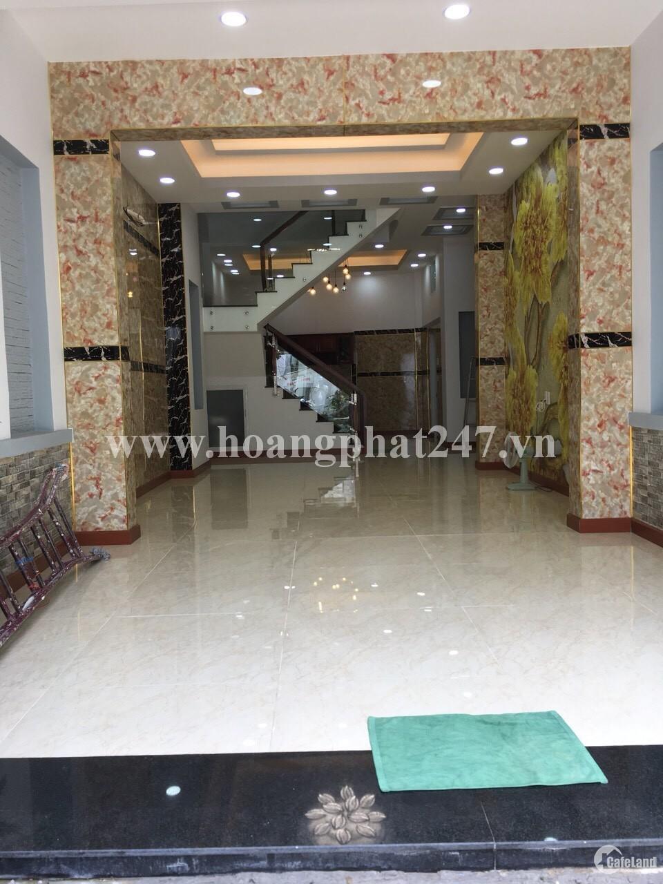 Bán nhà HXH Nguyễn Văn Đậu, P.7, Bình Thạnh, 4x15m