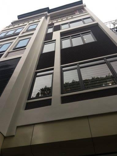 Bán nhà riêng tại Cầu Giấy 160m2x7 tầng, mt 10m, thang máy, cho thuê 120tr/tháng