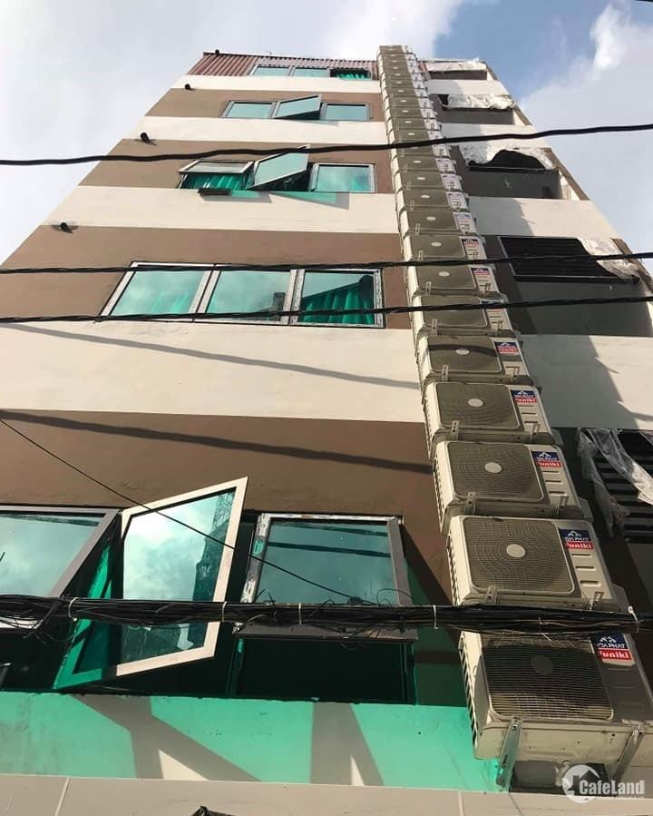 8T, 15 Phòng, Gara, TMay, 100m2, Phùng Hưng, Hà Đông, Giá 7 tỷ 8...