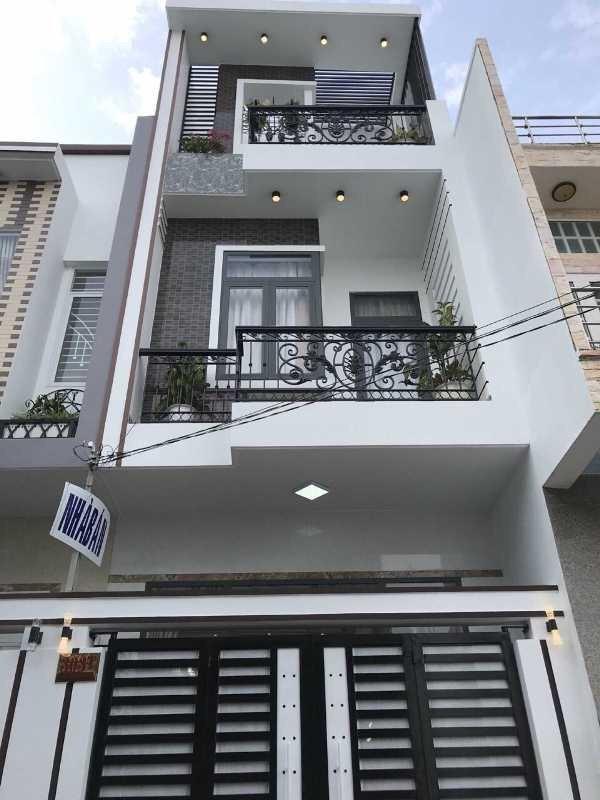 cần bán căn nhà Đường Huỳnh Tấn Phát.